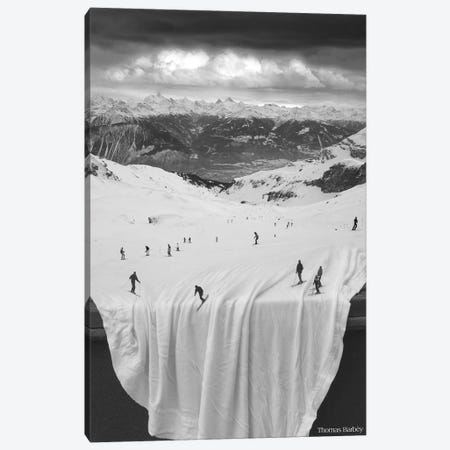 Oh Sheet! Canvas Print #TBY16} by Thomas Barbey Canvas Print