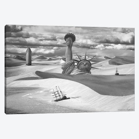 Poor Navigation Canvas Print #TBY20} by Thomas Barbey Canvas Art Print