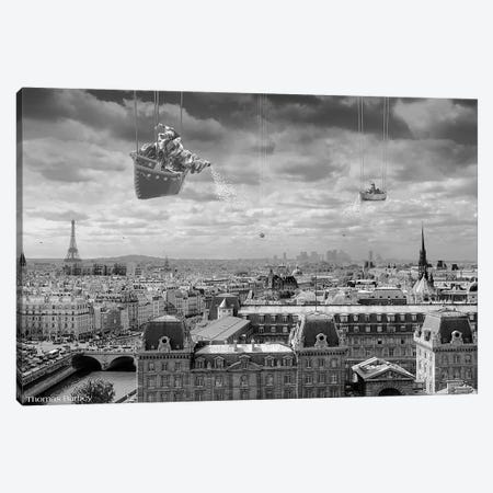 Sowing The Seeds of Love Canvas Print #TBY21} by Thomas Barbey Art Print