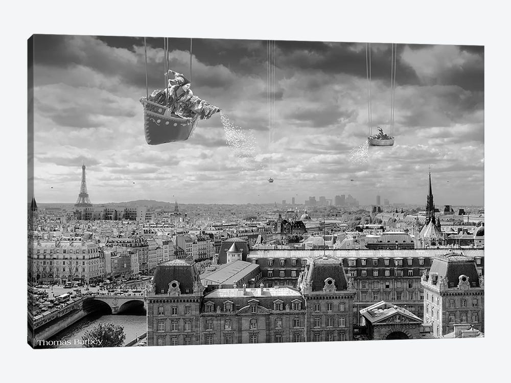 Sowing The Seeds of Love by Thomas Barbey 1-piece Canvas Artwork
