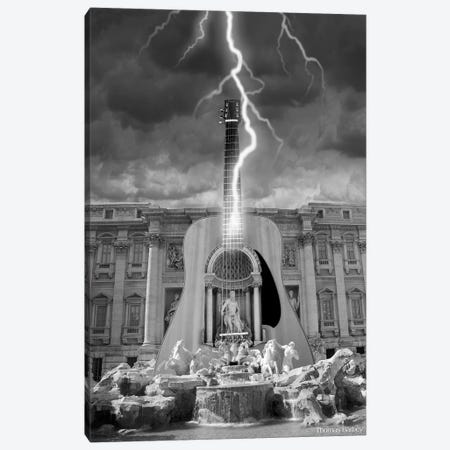 Striking A Chord Canvas Print #TBY22} by Thomas Barbey Canvas Print
