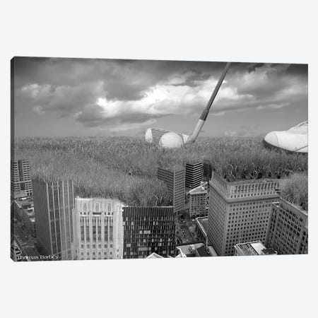 Big Shot Canvas Print #TBY2} by Thomas Barbey Canvas Print
