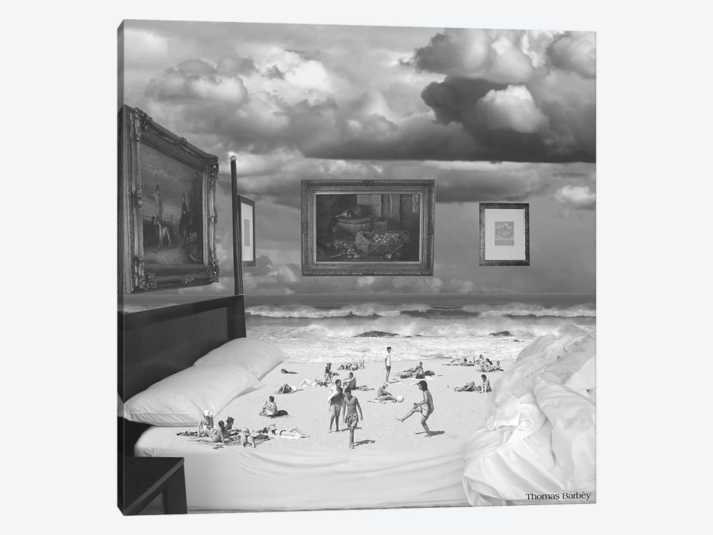 Wet Dreams by Thomas Barbey 1-piece Canvas Art