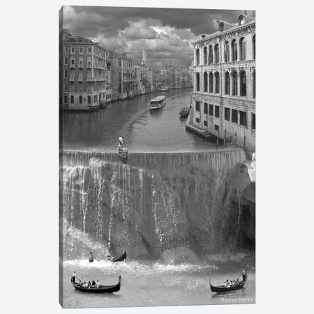 Crash Course In Italian Canvas Print #TBY7} by Thomas Barbey Canvas Artwork