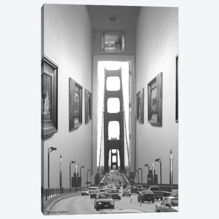 Drive Thru Gallery Canvas Print #TBY8} by Thomas Barbey Canvas Print