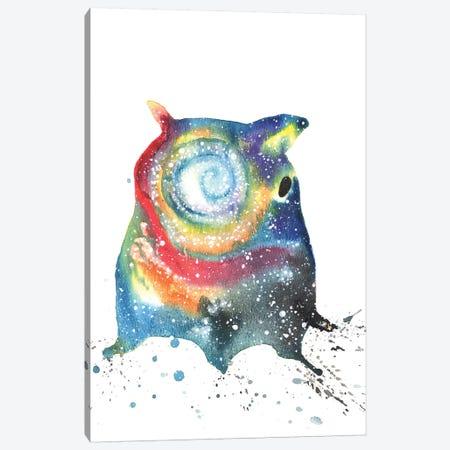 Cosmic Dumbo Octopus Canvas Print #TCA25} by Tanya Casteel Art Print