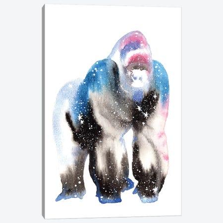 Cosmic Gorilla Canvas Print #TCA34} by Tanya Casteel Canvas Artwork