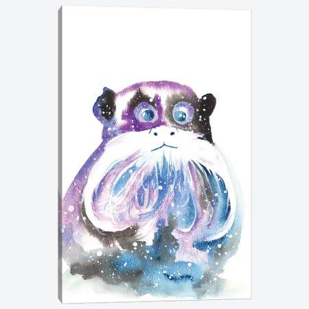 Cosmic Marmoset Monkey Canvas Print #TCA52} by Tanya Casteel Canvas Print