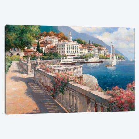 Lago di Como I Canvas Print #TCC11} by T.C. Chiu Art Print