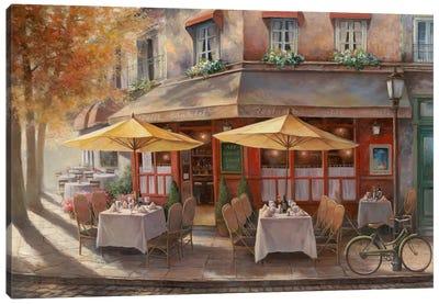 Le Petit Chatlet Canvas Art Print