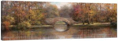 Along the River I Canvas Art Print