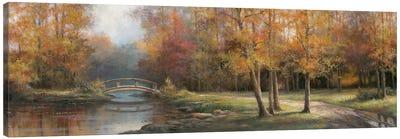 Along the River II Canvas Art Print