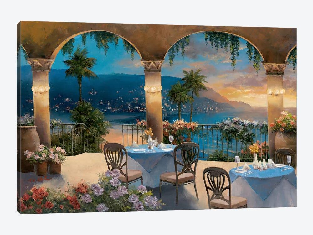 Amalfi Holiday I by T.C. Chiu 1-piece Art Print