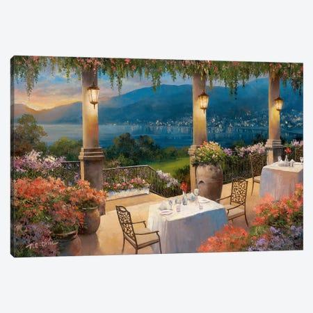 Amalfi Holiday II Canvas Print #TCC4} by T.C. Chiu Canvas Art