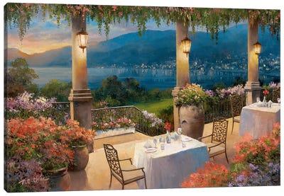 Amalfi Holiday II Canvas Art Print