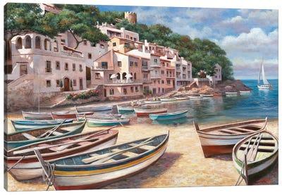 Bella Mattina I Canvas Art Print