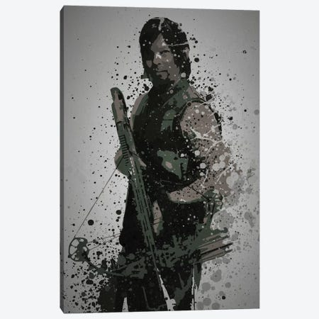 Archer Canvas Print #TCD10} by TM Creative Design Canvas Art