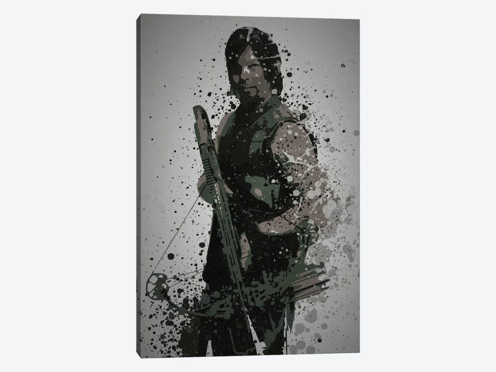 Archer by TM Creative Design 1-piece Canvas Art