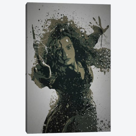 Death Eater Canvas Print #TCD14} by TM Creative Design Canvas Print