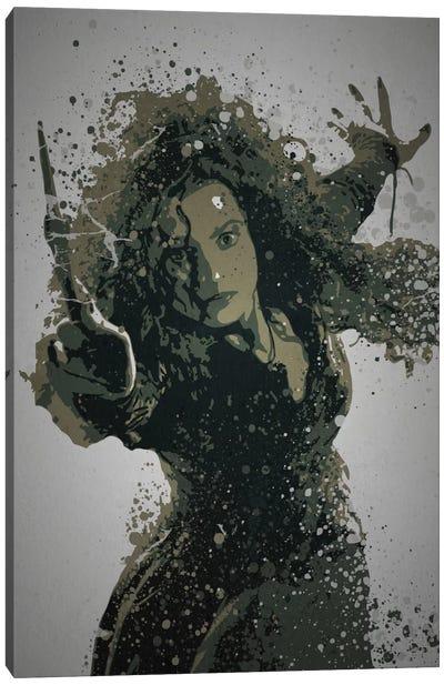 Death Eater Canvas Art Print