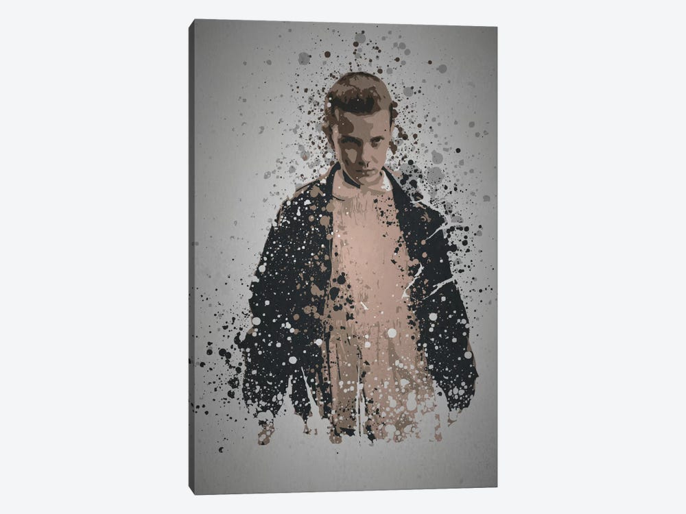Eleven by TM Creative Design 1-piece Canvas Print