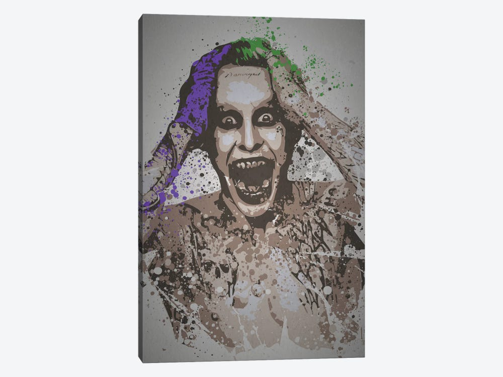 I Can't Wait To Show You My Toys by TM Creative Design 1-piece Canvas Print