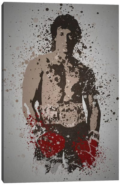 Italian Stallion Canvas Art Print