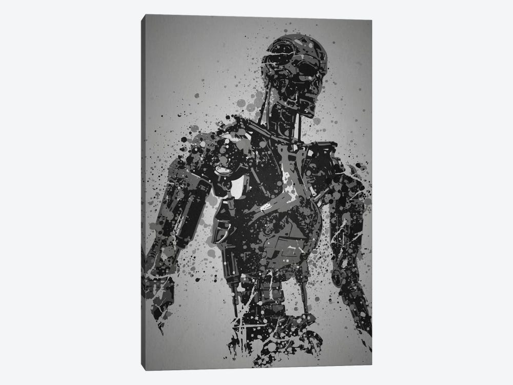Machine by TM Creative Design 1-piece Canvas Art