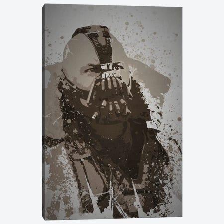 Mercenary Canvas Print #TCD32} by TM Creative Design Canvas Wall Art