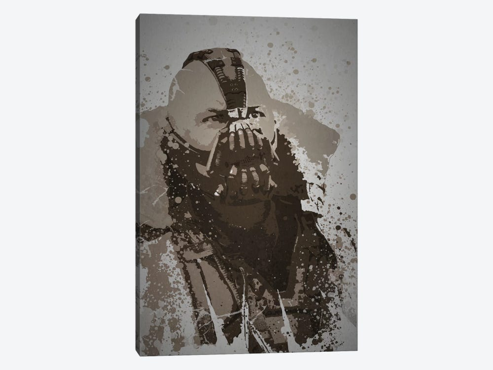 Mercenary by TM Creative Design 1-piece Canvas Wall Art