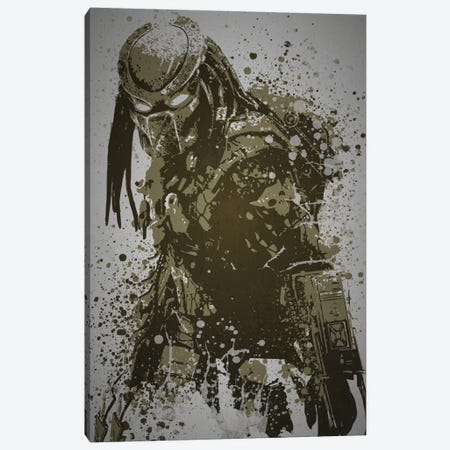 Predator Canvas Print #TCD36} by TM Creative Design Canvas Print