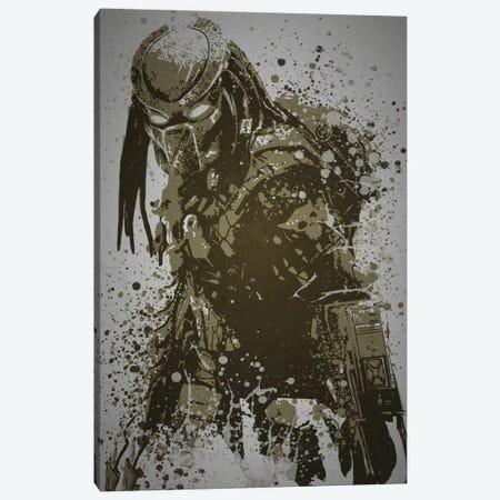 Predator Canvas Print #TCD36} by TM Creative Design Canvas Print