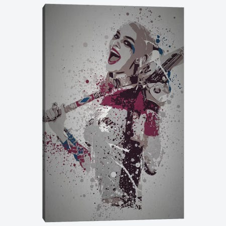 Puddin' Canvas Print #TCD37} by TM Creative Design Art Print