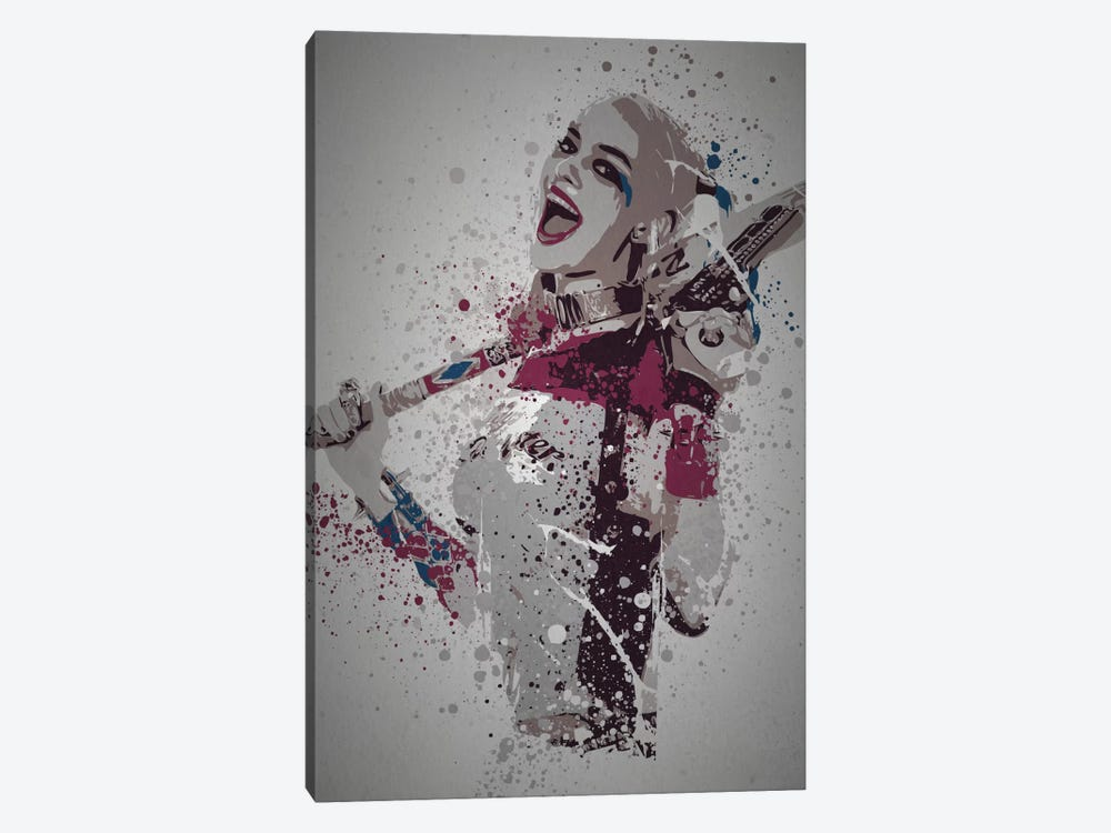 Puddin' by TM Creative Design 1-piece Canvas Print