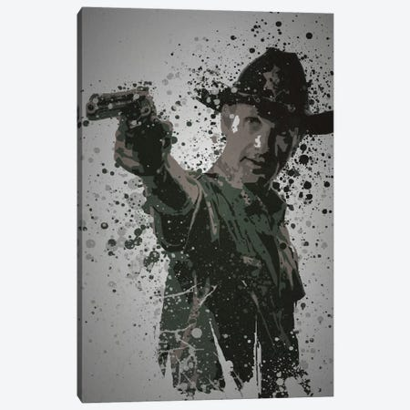 Ringleader Canvas Print #TCD38} by TM Creative Design Canvas Art
