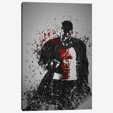 Sin Canvas Print #TCD42} by TM Creative Design Canvas Print