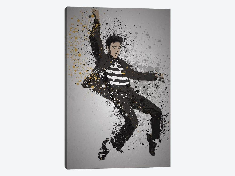 Elvis Presley by TM Creative Design 1-piece Art Print