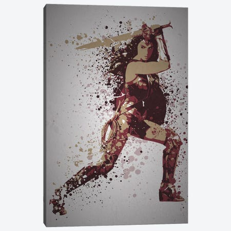 Wonder Canvas Print #TCD63} by TM Creative Design Canvas Print