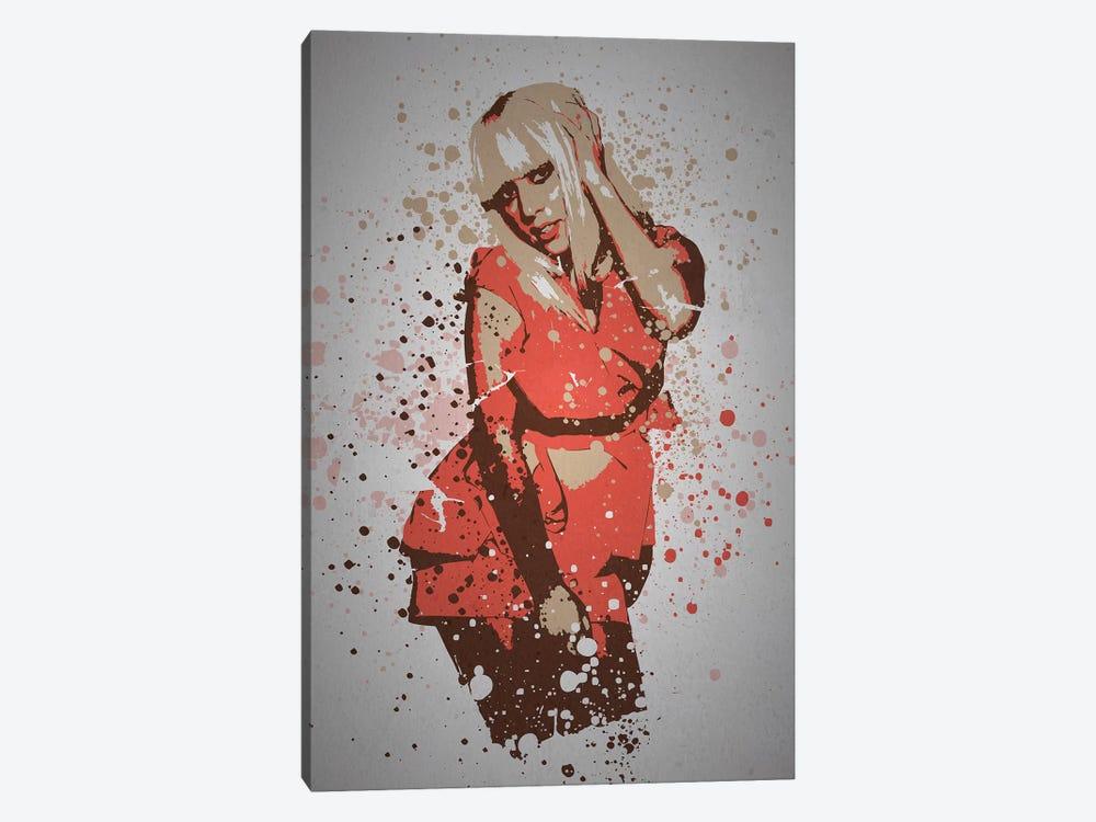 Lady Gaga by TM Creative Design 1-piece Canvas Art