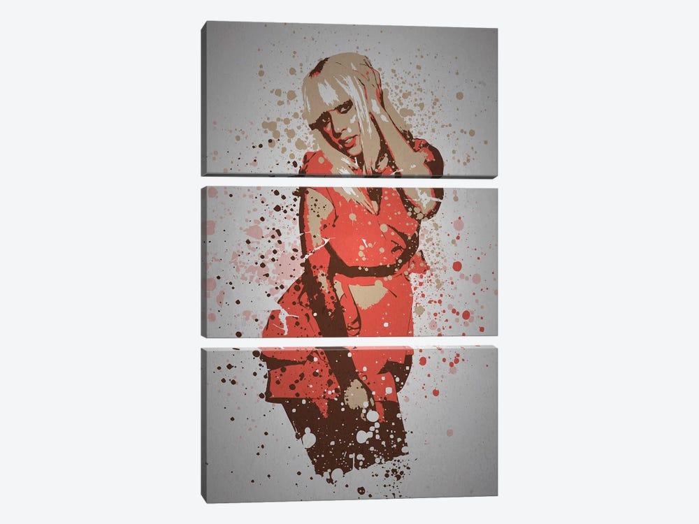 Lady Gaga by TM Creative Design 3-piece Canvas Art