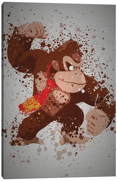 Banana Slamma Canvas Art Print