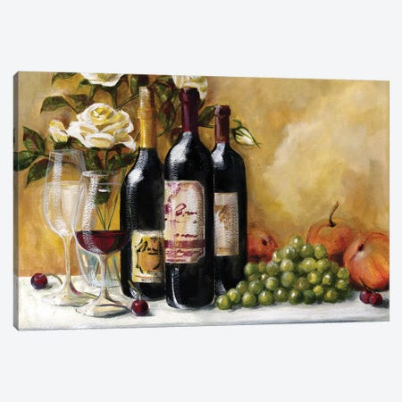 Afternoon Escape Canvas Print #TCK14} by Malenda Trick Canvas Art