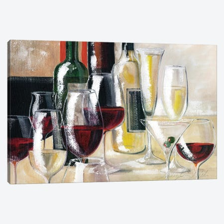 Decanted II Canvas Print #TCK46} by Malenda Trick Canvas Art Print