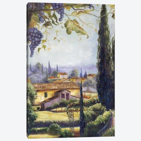 Fall Afternoon Canvas Print #TCK52} by Malenda Trick Canvas Print