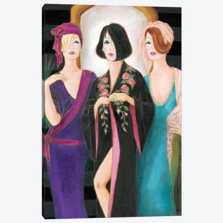 Kimono Canvas Print #TCK57} by Malenda Trick Canvas Art