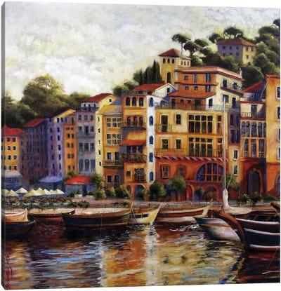 La Doce Vita II Canvas Art Print
