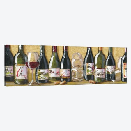 2013 Wine II Canvas Print #TCK5} by Malenda Trick Canvas Artwork