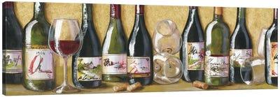 2013 Wine II Canvas Art Print