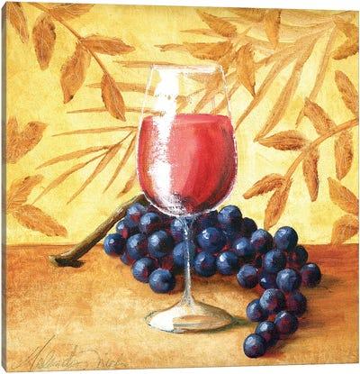 Sunshine Grapes VI Canvas Art Print