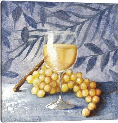 Sunshine Grapes VII Canvas Art Print